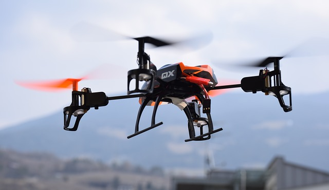 Using Drones To Enforce HOA Violations